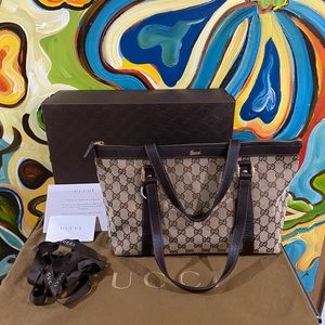 👜Authentic Gucci Tote Bag